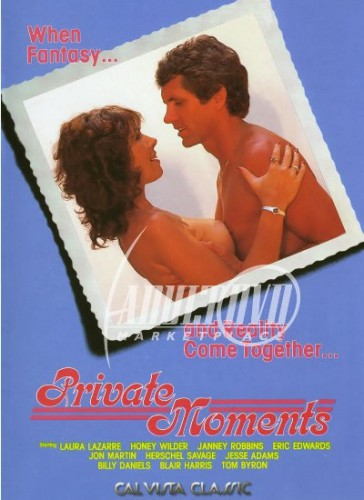 Private Moments (1986) cover