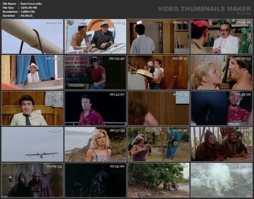 Raw Force (1982) screencaps