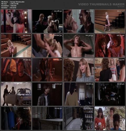 Savage Streets (1984) screencaps