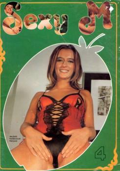 Silwa Sex o'M 04 (Magazine) cover