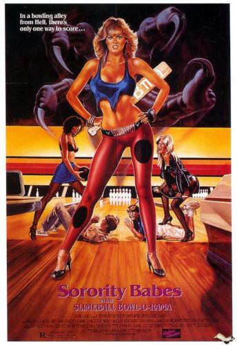 Sorority Babes in the Slimeball Bowl-O-Rama (1988) cover