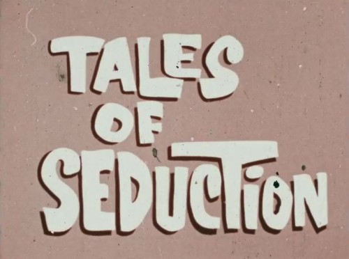 Tales Of Seduction (1971) cover