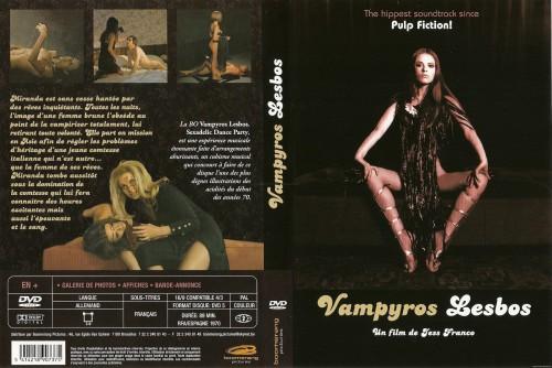 Vampyros Lesbos (BDRip) (1971) cover