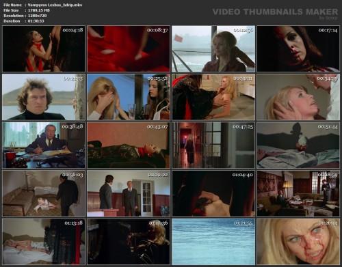 Vampyros Lesbos (BDRip) (1971) screencaps