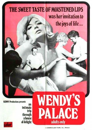 Wendy's Palace (1971) cover