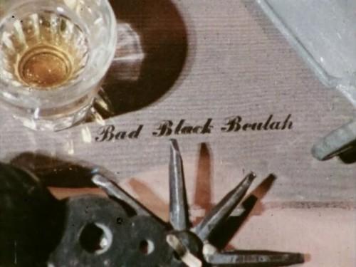 Bad Black Beulah (1975) cover