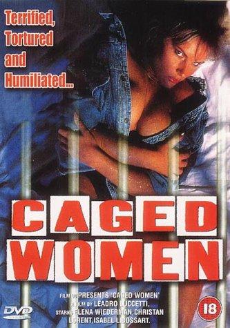 Caged - Le prede umane (1991) cover
