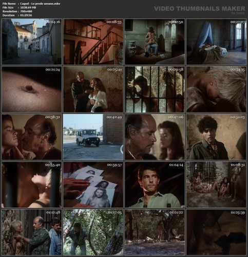 Caged - Le prede umane (1991) screencaps