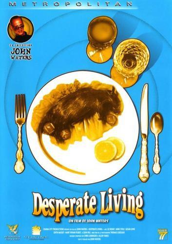 Desperate Living (1977) cover