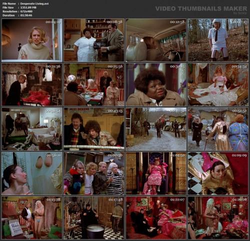 Desperate Living (1977) screencaps