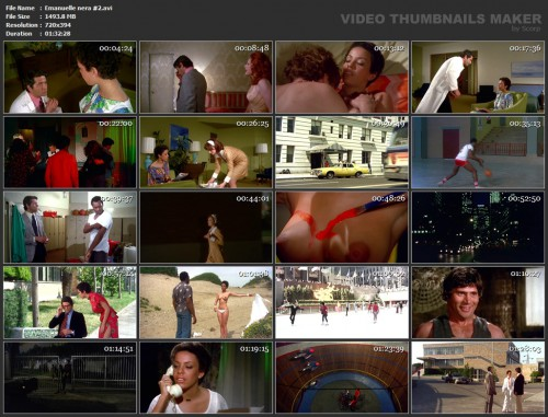 Emanuelle nera 2 (1976) screencaps