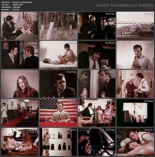 Escape To Passion (1970) screencaps