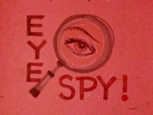 Eye Spy (1971) cover