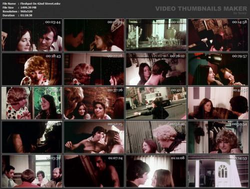 Fleshpot On 42nd Street (1972) screencaps