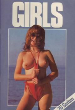 Girls 09 (Magazine) cover