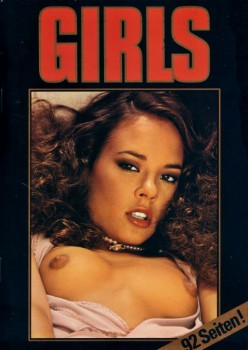 Girls 21 (Magazine) cover