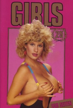 Girls 25 (Magazine) cover