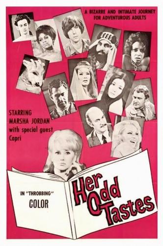 Her Odd Tastes (1969) cover