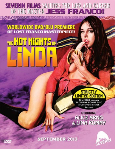 Hot Nights Of Linda (1975) cover