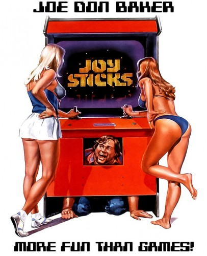 Joysticks (1983) cover