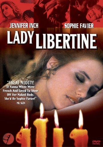 Lady Libertine (1984) cover