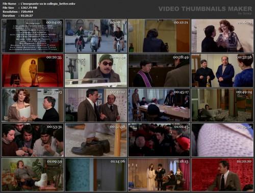 L'insegnante va in collegio (Better Quality) (1978) screencaps