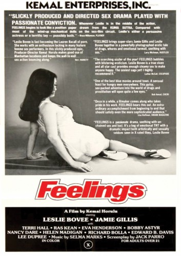 Lustful Feelings (Better Quality) (1977) cover