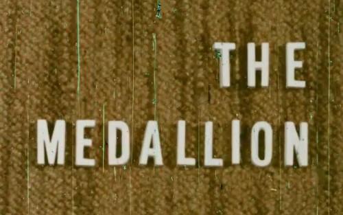 Medallion (1972) cover