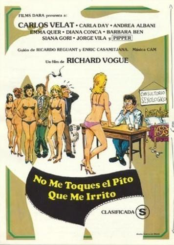 No me toques el pito que me irrito (1983) cover