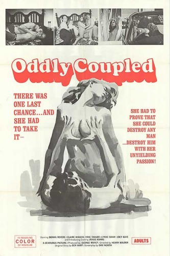 Oddly Coupled (Better Quality) (1970) cover