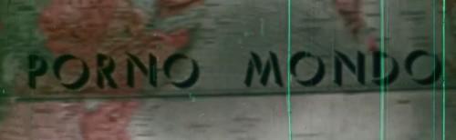 Porno Mondo (1971) cover