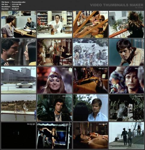 Provocation (1972) screencaps