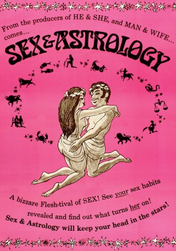 Sex And Astrology (1971) cover