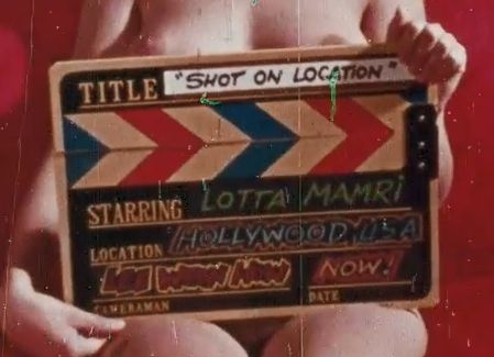 Shot On Location (1971) cover