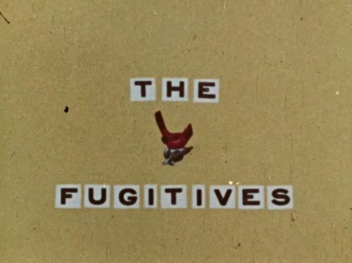 The Fugitives (1970) cover