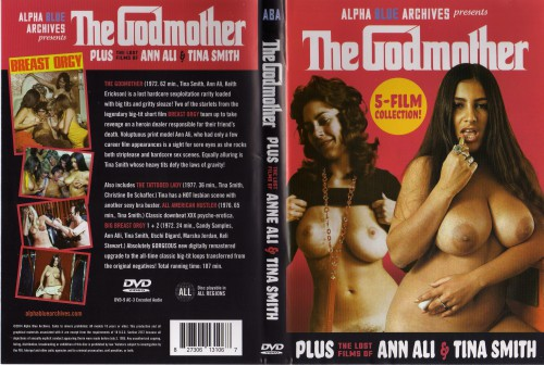 The Godmother (1972) cover