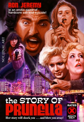 The Story of Prunella (Better Quality) (1982) cover