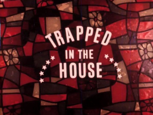 Trapped In The House (1970) cover