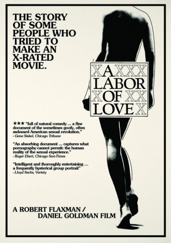 A Labor Of Love (1976) cover