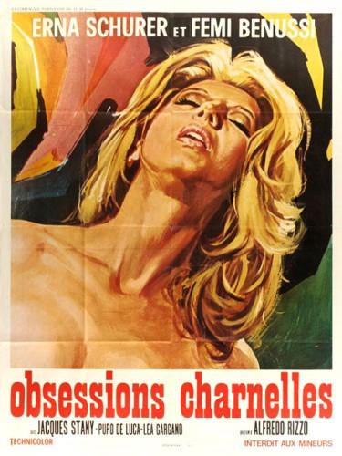 Carnalita (1974) cover