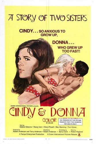 Cindy and Donna (Better Quality) (1970) cover
