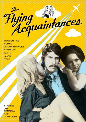 Flying Acquaintances (1973) cover