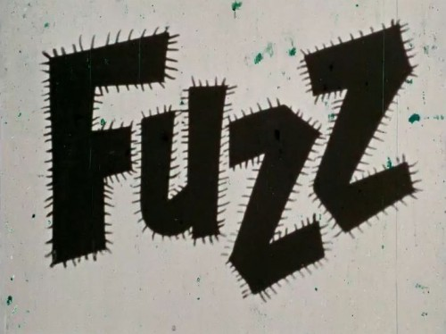 Fuzz (1970) cover