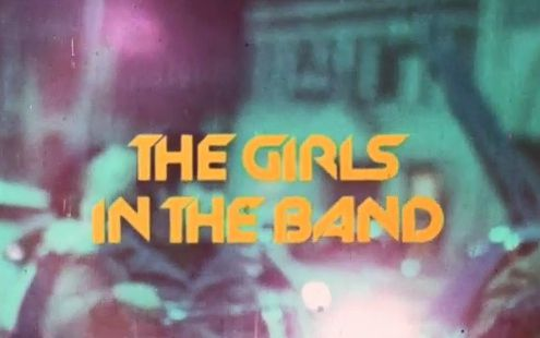 Girls in the Band (1976) cover