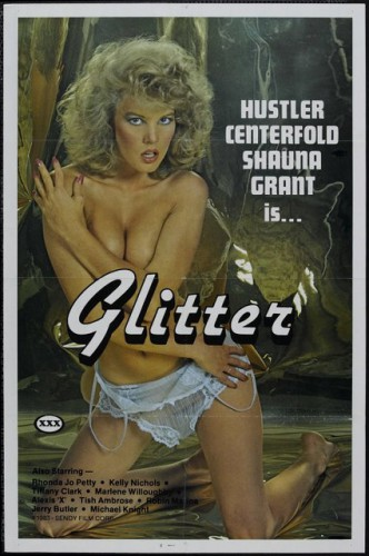 Glitter (1983) cover