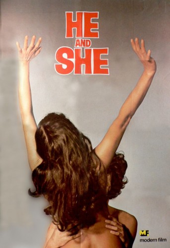 He And She (1970) cover