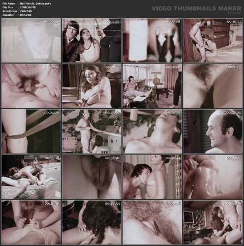 Hot Pistols (Better Quality) (1972) screencaps