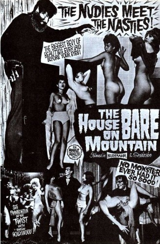 House on Bare Mountain (Better Quality) (1962) cover