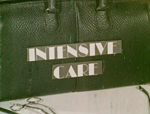 Intensive Care (1974) cover
