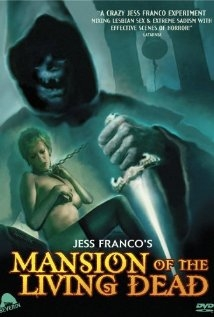 Mansion of the Living Dead (1985) cover